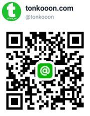 LINE @tonkooon